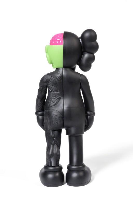 KAWS, 'ORIGINALFAKE COMPANION (Black)', 2006, Sculpture, Painted cast vinyl, DIGARD AUCTION