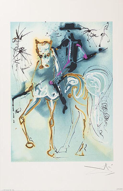 Salvador Dalí, 'Picador', 1983, Print, Lithograph, Viva la Vida Art Gallery