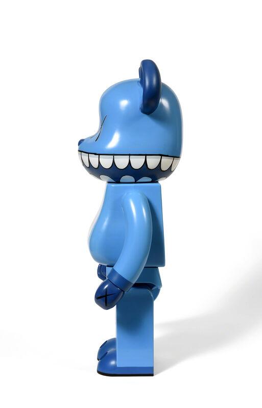 KAWS, 'BEARBRICK CHOMPERS 1 000 %', 2003, Sculpture, Painted cast vinyl, DIGARD AUCTION