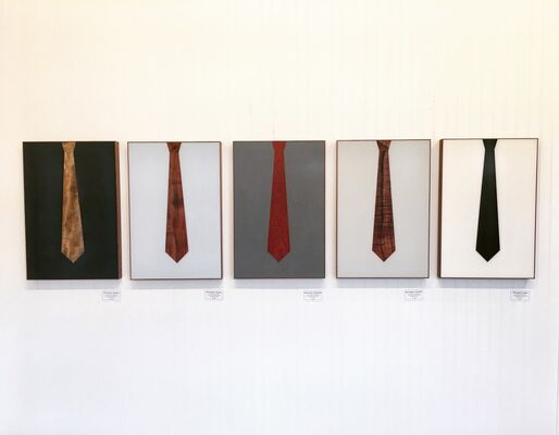 Timothy Allan Shafto, installation view