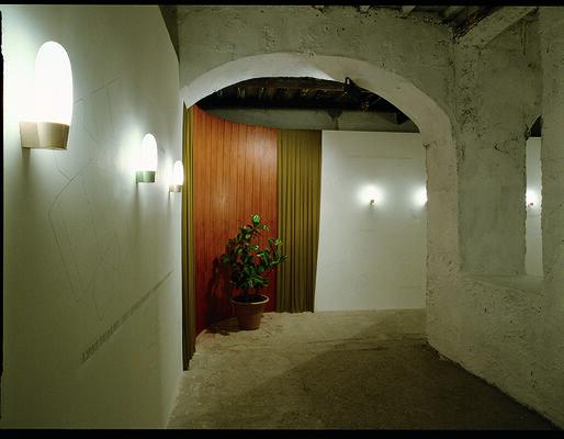 Luca Pancrazzi - Modern Interior, installation view