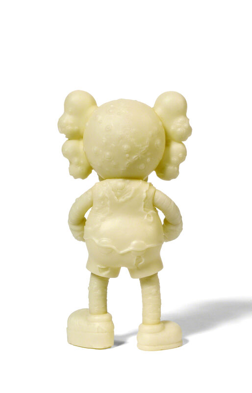 KAWS, 'PUSHEAD COMPANION (Glow in the Dark)', 2005, Sculpture, Painted cast vinyl, DIGARD AUCTION