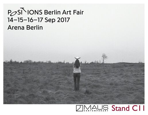 Maus Contemporary at POSITIONS BERLIN Art Fair 2017, installation view
