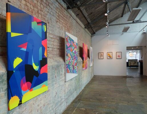 Adventures in Modern Abstraction, installation view