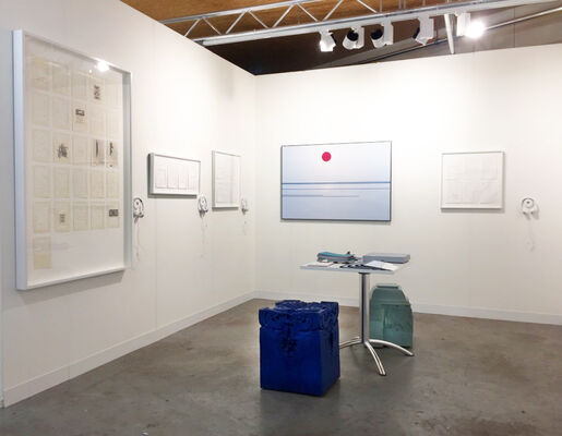 LMAKgallery at VOLTA13, installation view