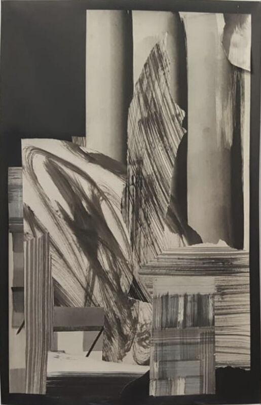Irfan Önürmen, 'Untitled I', 2019, Painting, Paper, collage, acrylic on vinyl, C24 Gallery