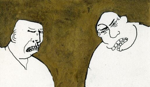 Johnny Lieberman, 'Angry', 2016