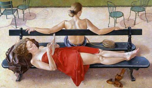 Francine Van Hove, 'L'Ombre des chaises', 2000