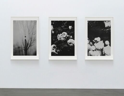 Guillaume Hébert - The Concordance of Time, installation view