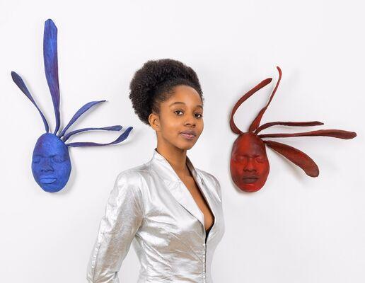 Ashley Scott :       A Stolen Bubi, installation view
