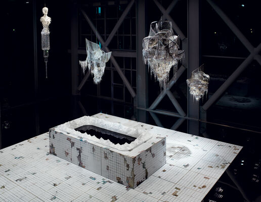 Lee Bul, On Every New Shadow, installation view