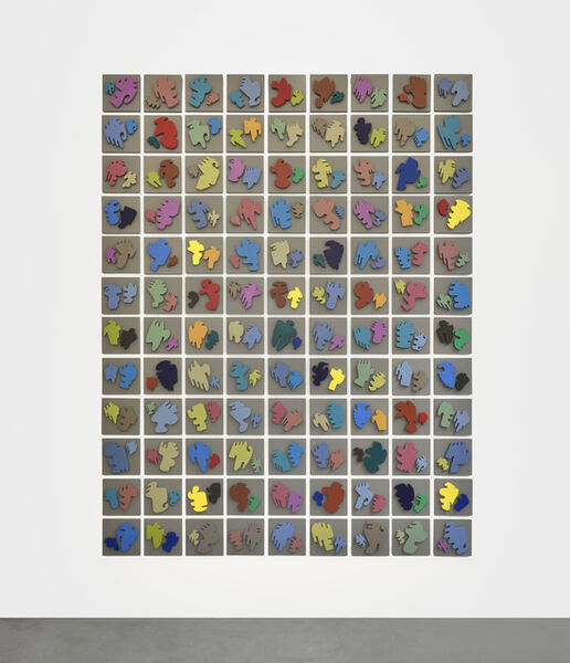 Allan McCollum, 'The Shapes Project: Collection of One Hundred and Eight Perfect Couples', 2005-2012