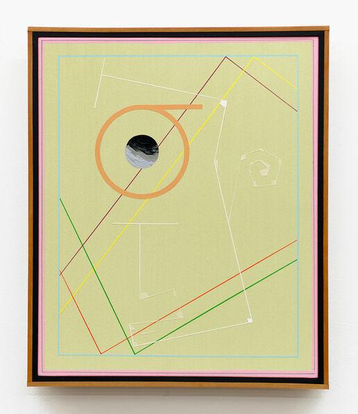 Frank Maier, 'Synapsen-Bild', 2019