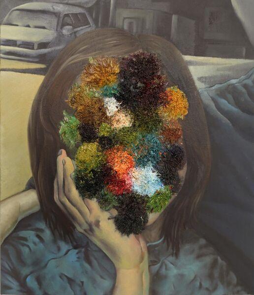 Yi-Hsin Tzeng, 'Hairy Life', 2018