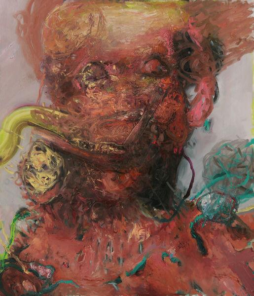 Szabolcs Veres, 'Porthunt 14', 2010