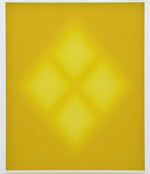 Carsten Nicolai, 'tired light c3', 2009