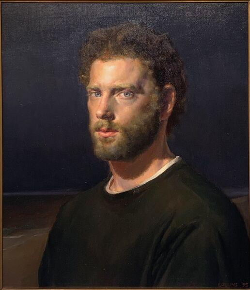 Jacob Collins, 'Self-Portrait with Beard', 1995