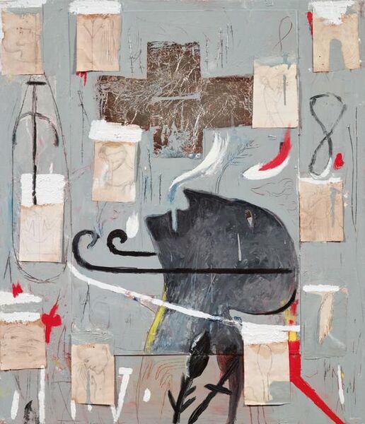 Mimmo Paladino, 'Respiro', 1993