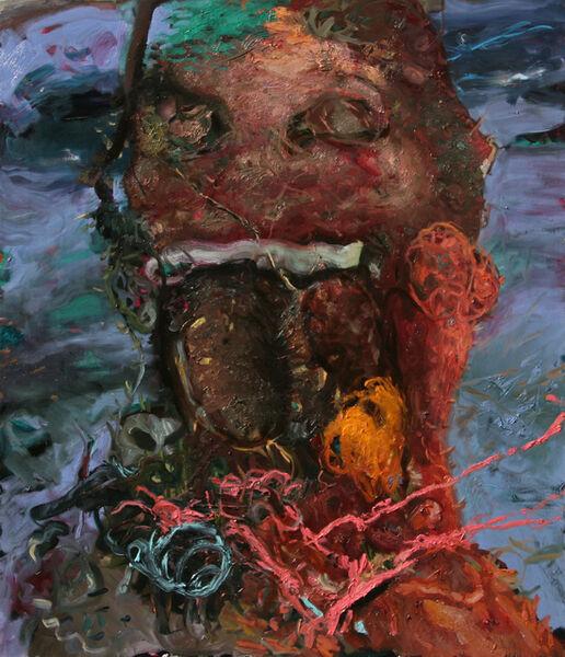 Szabolcs Veres, 'Porthunt 13', 2009