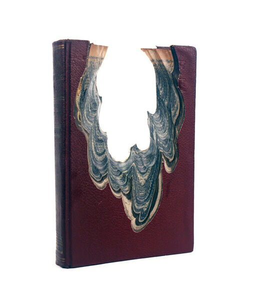 Jessica Drenk, 'Carving: Book of Knowledge', 2018
