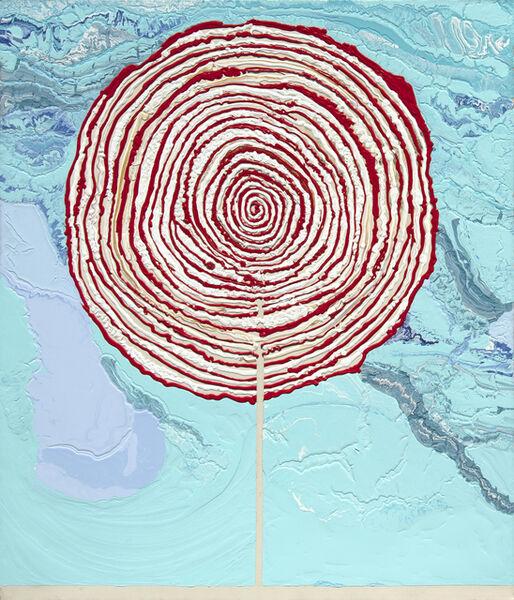 Rodney McMillian, 'Lollipop', 2001-2002