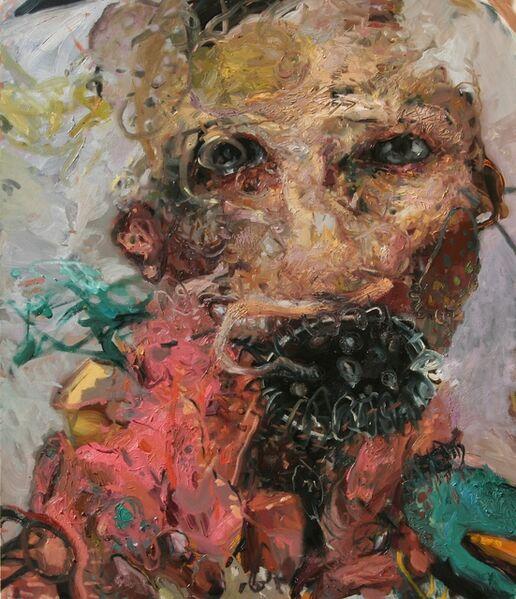 Szabolcs Veres, 'Porthunt 11', 2009