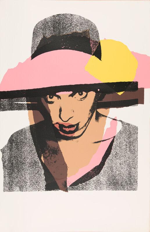 Andy Warhol, 'Ladies and gentlemen. F&S II.130', 1975, Print, Silkscreen on paper. Ed.72/125, Odalys