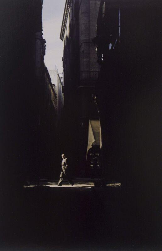 Harry Callahan, 'Venice', 1957, Photography, Dye transfer print, Bruce Silverstein Gallery