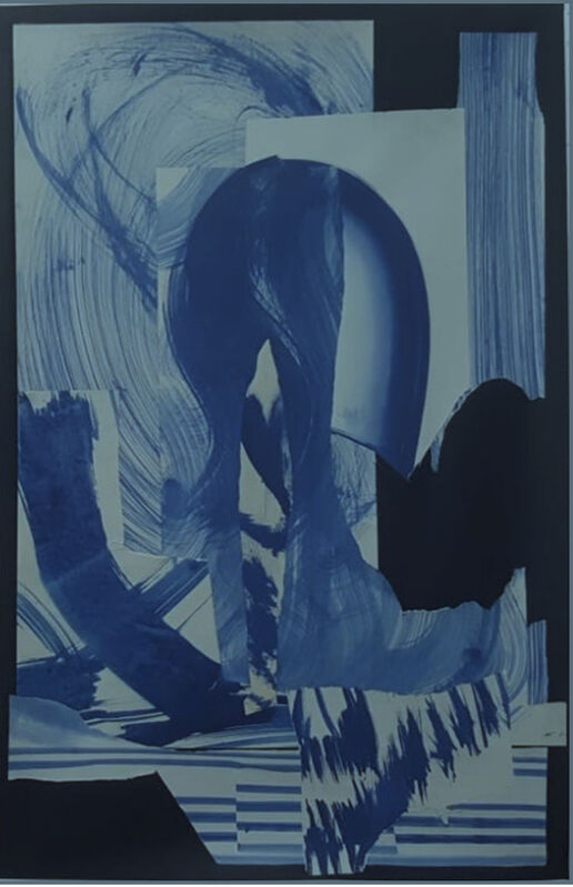 Irfan Önürmen, 'Untitled II', 2019, Painting, Paper, collage, acrylic on vinyl, C24 Gallery