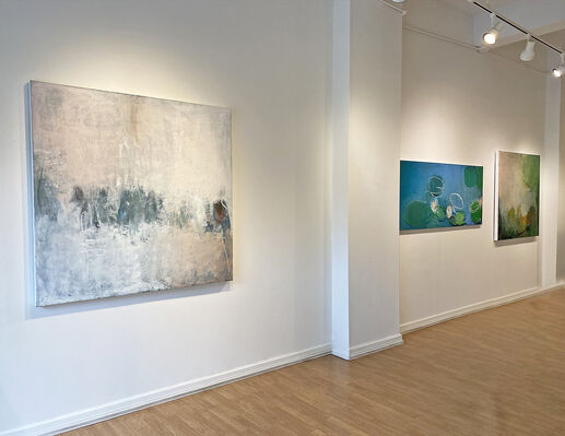 SANDRINE KERN: HALF WAY TO REALITY AND A LITTLE BIT LOST, installation view
