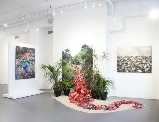Mise-en-scène, installation view