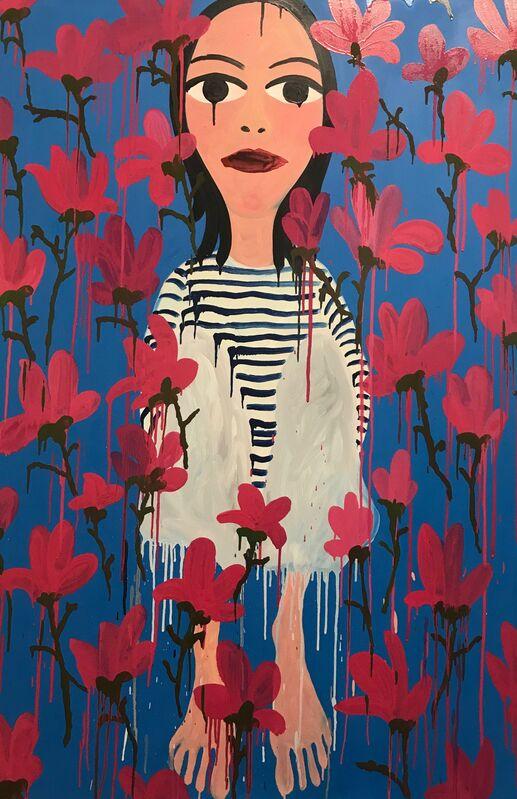 Abigail Phang Gung Fook, 'I Always Felt So Alone', 2018, Painting, Oil on Canvas, Maggio Art Consultancy