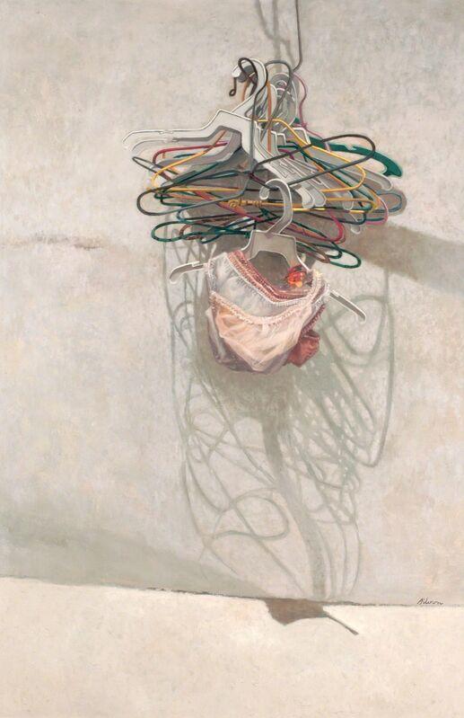Angeline Choo, 'Untitled', 1988, Painting, Oil on canvas, Singapore Art Museum (SAM)
