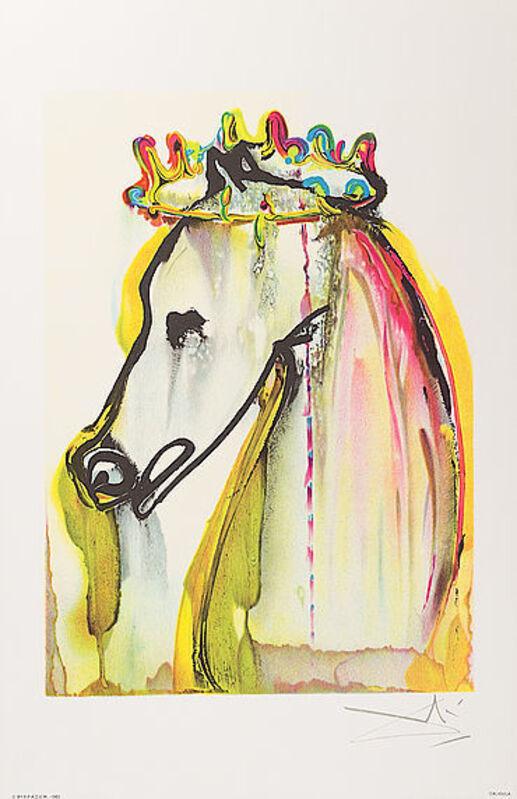 Salvador Dalí, 'Caligula', 1983, Print, Lithograph, Viva la Vida Art Gallery