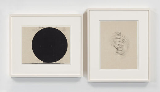 Marsha Cottrell, 'Untitled (Circle Pair)'