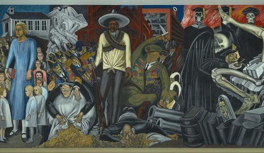 José Clemente Orozco, 'The Epic of American Civilization', 1932-1934