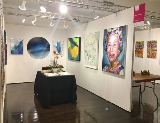 Miller Gallery Charleston at Affordable Art Fair New York 2018, installation view