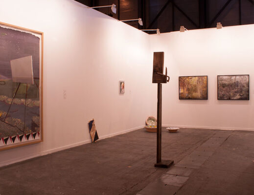 F2 Galería at ARCOmadrid 2016, installation view