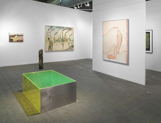 DITTRICH & SCHLECHTRIEM at The Armory Show 2019, installation view