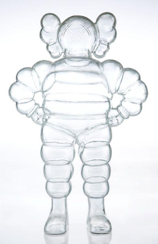 KAWS, 'Chum (Clear)', 2002, Sculpture, Cast resin, Heritage Auctions
