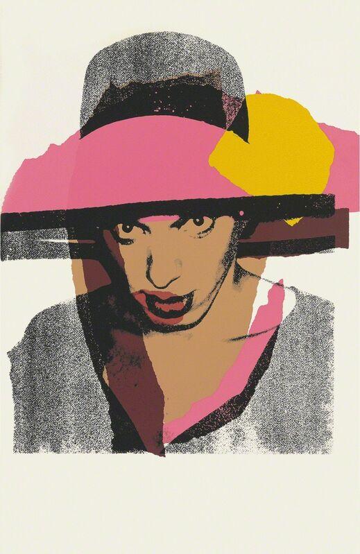 Andy Warhol, 'Ladies and Gentlemen II.130', 1975, Print, Screenprint, Hamilton-Selway Fine Art
