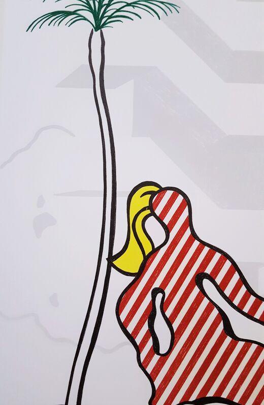 Roy Lichtenstein, 'Mermaid', 1978, Print, Lithograph, Graves International Art