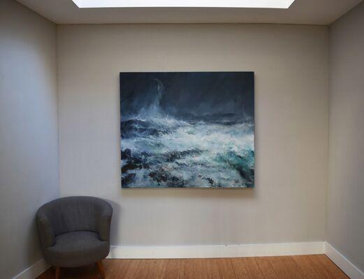 Janette Kerr, installation view