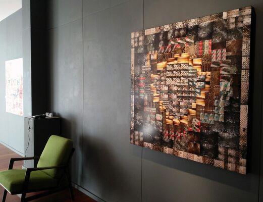 Lomoscope #2 Asie, installation view