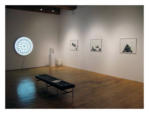 Christopher Cutts Gallery  at Art Miami 2016, installation view