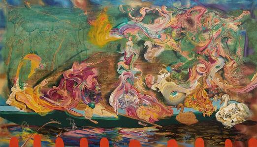 Iain Andrews, 'Echolalia or 'The Wild Swans', 2012