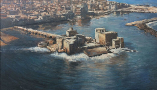 Jean-Daniel Bouvard, 'Sidon', 2018