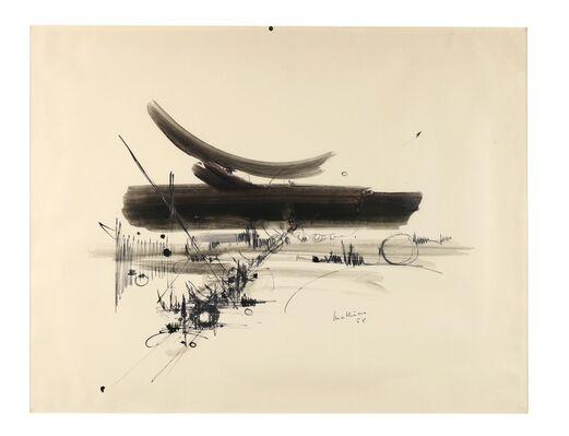 Galerie Francesco Vangelli de'Cresci at Art Miami 2018, installation view