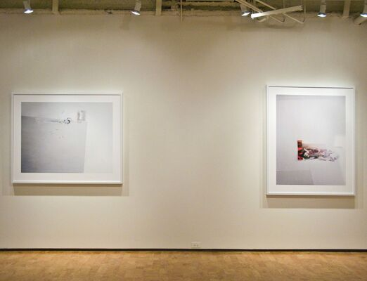 Laura Letinsky: Ill Form and Void Full, installation view