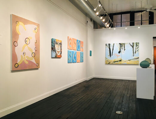 Sweet Dreams, installation view